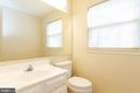 Powder Room - 16612 ACCOLON CT, DUMFRIES