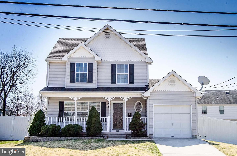 独户住宅 为 销售 在 1110 ASBURY Avenue National Park, 新泽西州 08063 美国