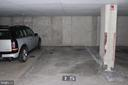 Assigned GARAGE parking spot conveys Logan Station - 1641 13TH ST NW #A, WASHINGTON