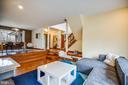 Main living area - 9 OLDE PLANTATION DR, FREDERICKSBURG