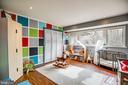 Bedroom 2 - 9 OLDE PLANTATION DR, FREDERICKSBURG