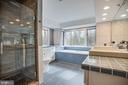 Master Bathroom - 9 OLDE PLANTATION DR, FREDERICKSBURG