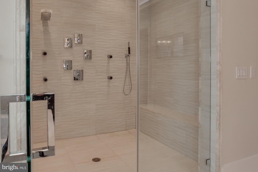 Sample Photo of New Additions - Shower - 8110 GEORGETOWN PIKE, MCLEAN