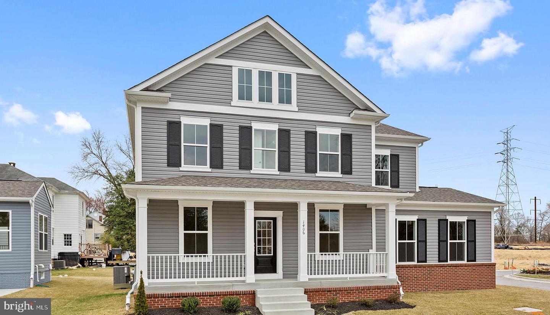 1406 BECKNEL AVENUE, ODENTON, Maryland