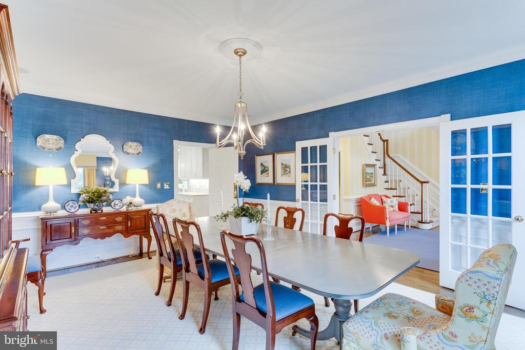 Dining Room - 9464 CORAL CREST LN, VIENNA
