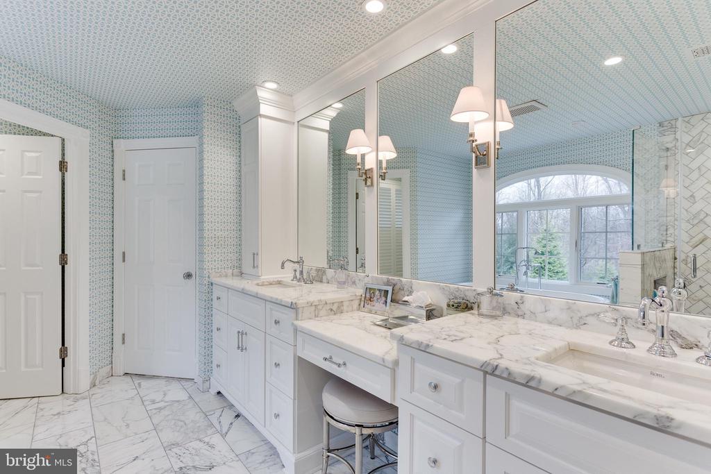 Master Bathroom - 9464 CORAL CREST LN, VIENNA