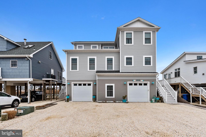 Maison unifamiliale pour l Vente à 1459 PAUL BLVD Manahawkin, New Jersey 08050 États-Unis