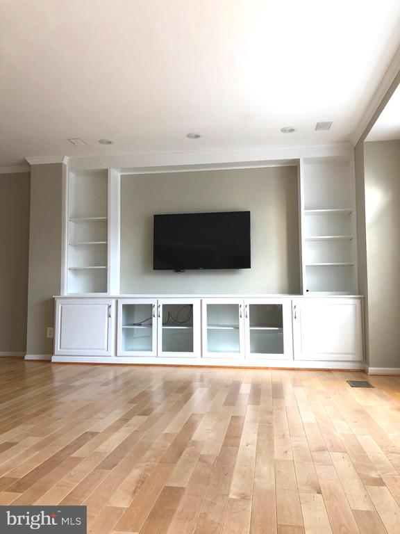 Custom Entertainment Unit - 1978 LOGAN MANOR DR, RESTON