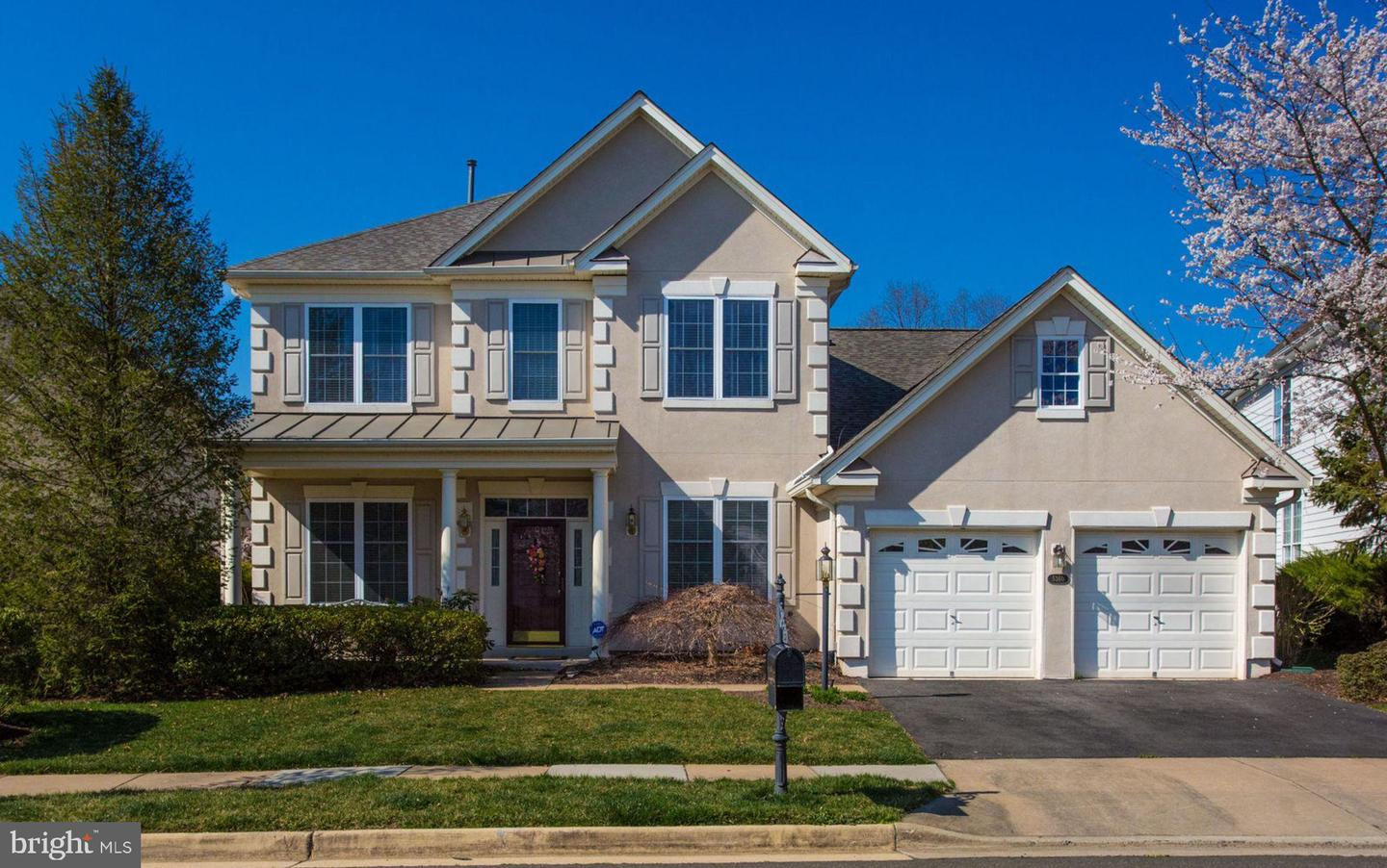 Single Family for Sale at 5360 Antioch Ridge Dr Haymarket, Virginia 20169 United States