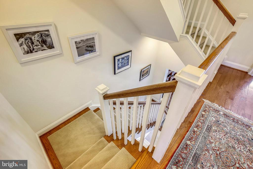 Stairways - 10884 SYMPHONY PARK DR, NORTH BETHESDA