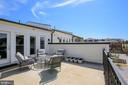 Roof deck/balcony 1 - 10884 SYMPHONY PARK DR, NORTH BETHESDA
