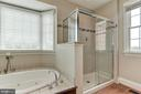 MASTER BATH - 8728 PETE WILES RD, MIDDLETOWN