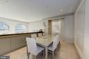Elegant Modern Dining - 2131 N SCOTT ST, ARLINGTON