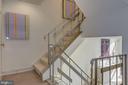 Custom Stair Case - 2131 N SCOTT ST, ARLINGTON