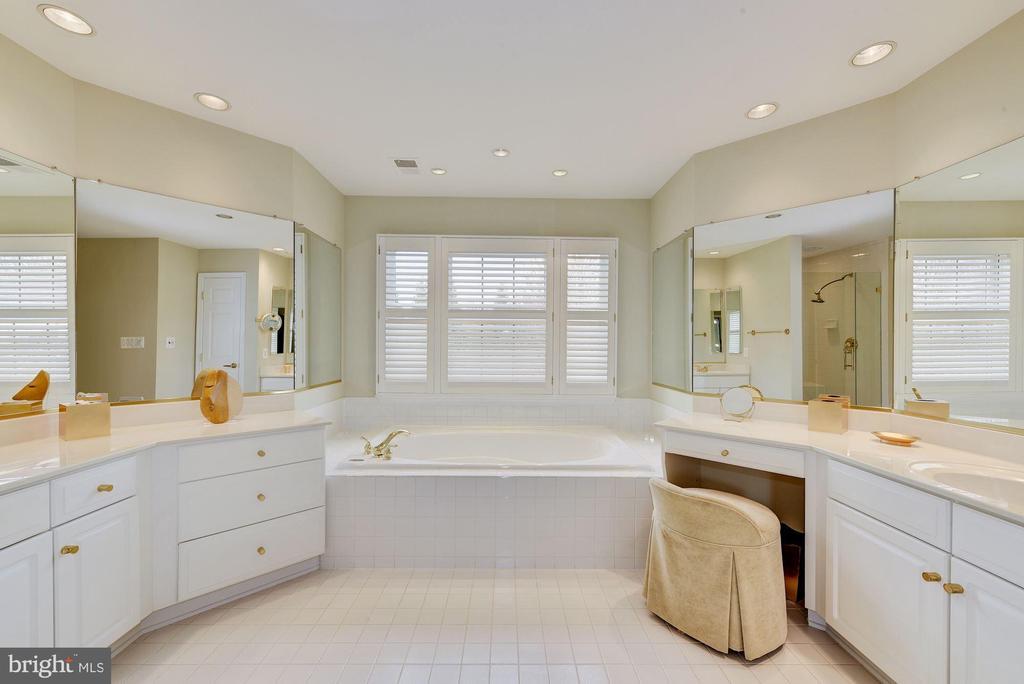 Large Master Bath - 2131 N SCOTT ST, ARLINGTON