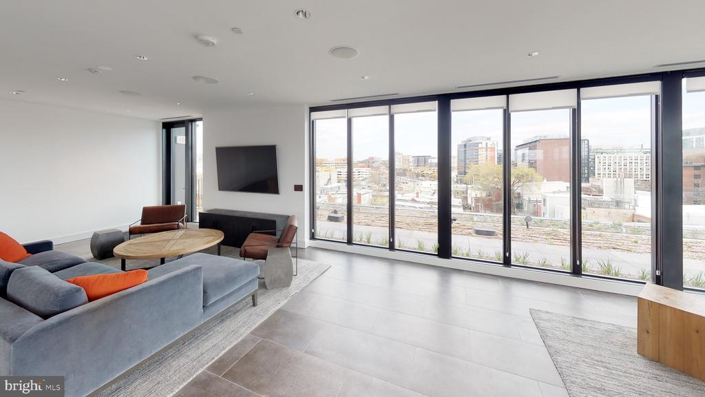 Common rooftop space - 57 N ST NW #N-429, WASHINGTON