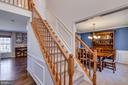 Large Foyer. - 12840 DUSTY WILLOW RD, MANASSAS