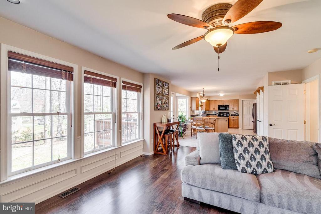 Plenty of Windows for Sunshine - 12840 DUSTY WILLOW RD, MANASSAS