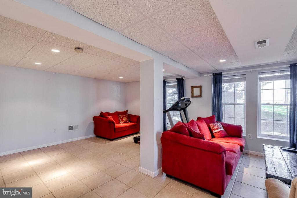 Bright Lower Level - 12840 DUSTY WILLOW RD, MANASSAS