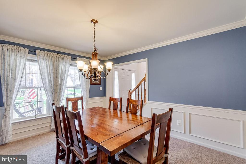 Dining Room - 12840 DUSTY WILLOW RD, MANASSAS
