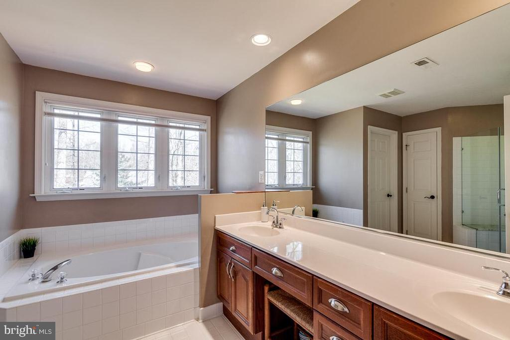 Huge Master Bath Room - 12840 DUSTY WILLOW RD, MANASSAS