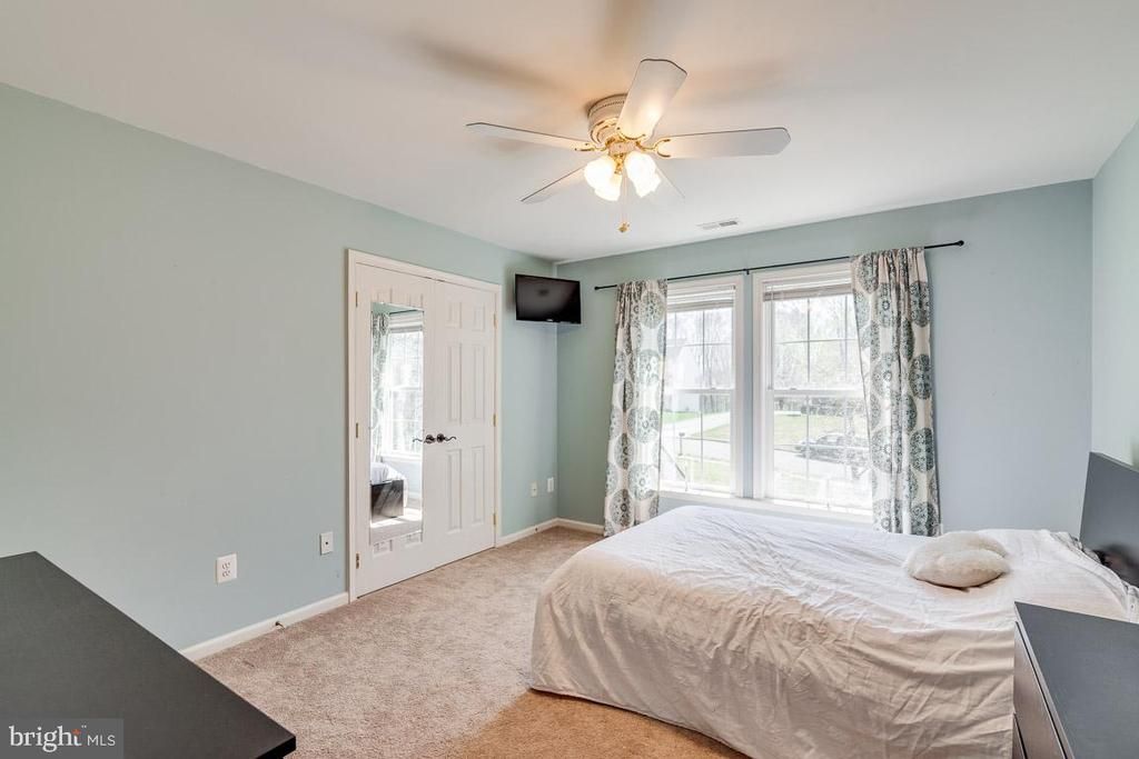 Bedroom Two - 12840 DUSTY WILLOW RD, MANASSAS