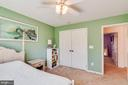 Bedroom Four - 12840 DUSTY WILLOW RD, MANASSAS