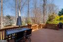 Large Deck for Entertaining - 12840 DUSTY WILLOW RD, MANASSAS