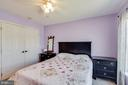 Bedroom Threee - 12840 DUSTY WILLOW RD, MANASSAS
