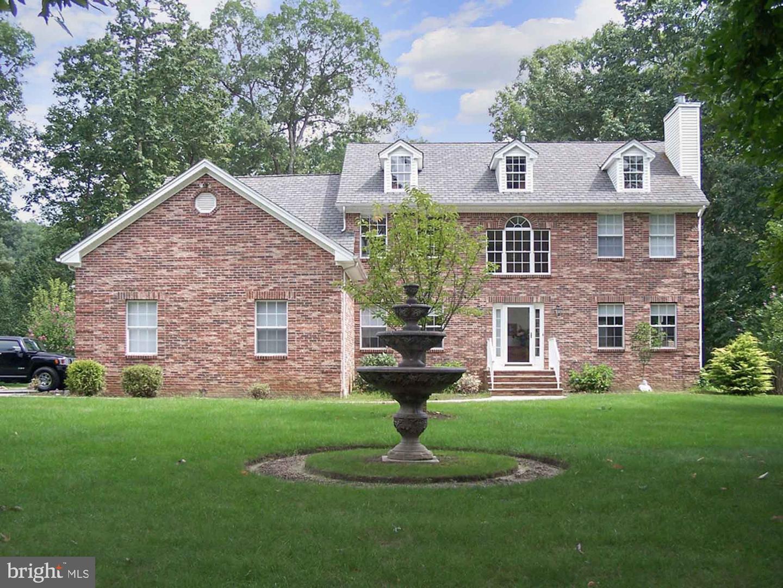 Maison unifamiliale pour l Vente à 18 HICKORY Lane New Egypt, New Jersey 08533 États-Unis