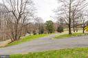 Expansive Front Yard w/Circular Driveway - 8619 GEORGETOWN PIKE, MCLEAN