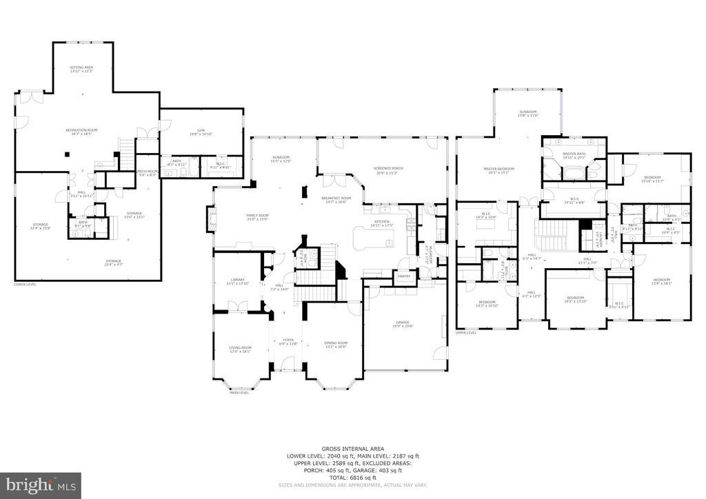 All Levels - 224 W WINDSOR AVE, ALEXANDRIA