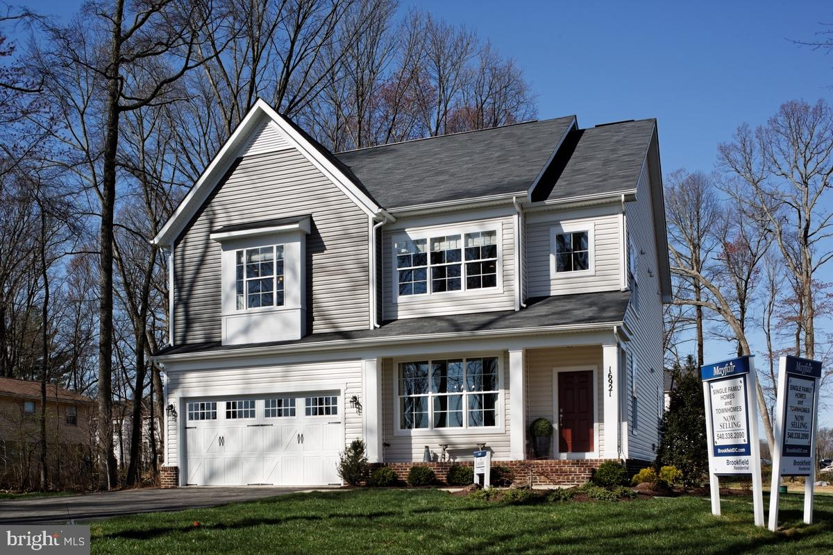 Single Family for Sale at Spring Iris Dr Bristow, Virginia 20136 United States