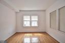 Bedroom with hardwood flooring - 5232 BACKLICK RD, SPRINGFIELD