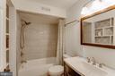 Full Bath in Basement - 1248 BARKSDALE DR NE, LEESBURG