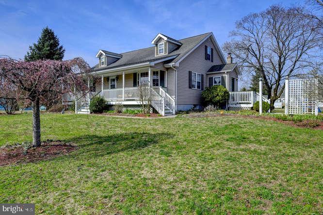 Maison unifamiliale pour l Vente à 370 MEANY Road Wrightstown, New Jersey 08562 États-Unis