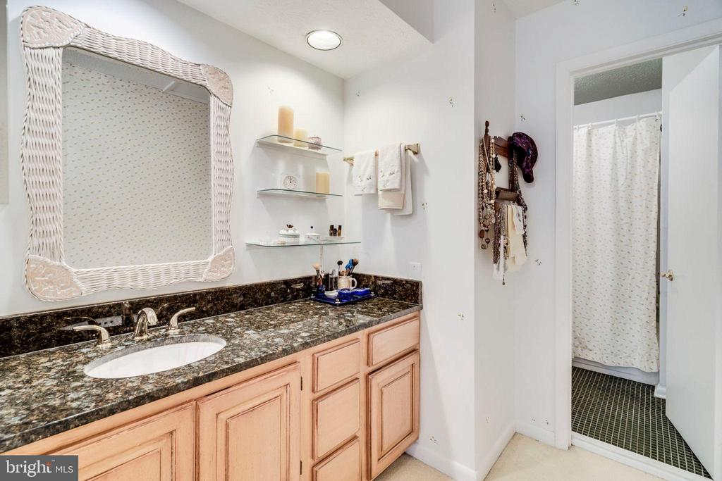 Counter space! MBA has shower - 6109 GLEN OAKS CT, SPRINGFIELD