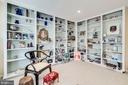 Fabulous built-ins in main level  room! - 6109 GLEN OAKS CT, SPRINGFIELD