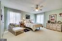 Yes! space for a King size suite - 6109 GLEN OAKS CT, SPRINGFIELD