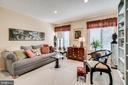 14x13 room on main level ample for bedroom, office - 6109 GLEN OAKS CT, SPRINGFIELD