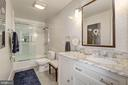 Hall Bath #3 - 7116 FAIRFAX RD, BETHESDA
