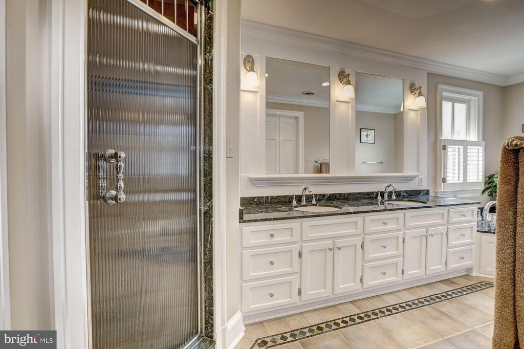 Master Bathroom - 7116 FAIRFAX RD, BETHESDA