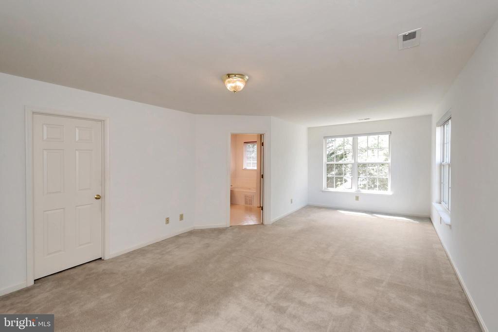 3rd level master suite - 10019 GANDER CT, FREDERICKSBURG