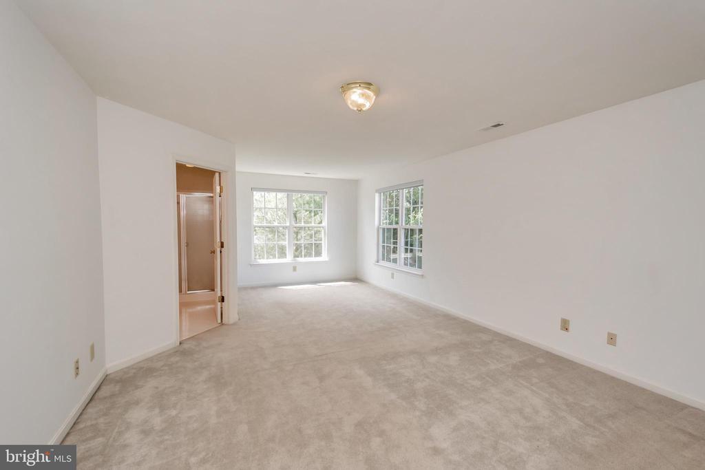 Supersized master suite - 10019 GANDER CT, FREDERICKSBURG