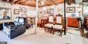 Rec Room 26 x 21 = How would you design this? - 6109 GLEN OAKS CT, SPRINGFIELD