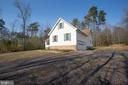 View of home from right - 7407 BARRISTER CT, SPOTSYLVANIA