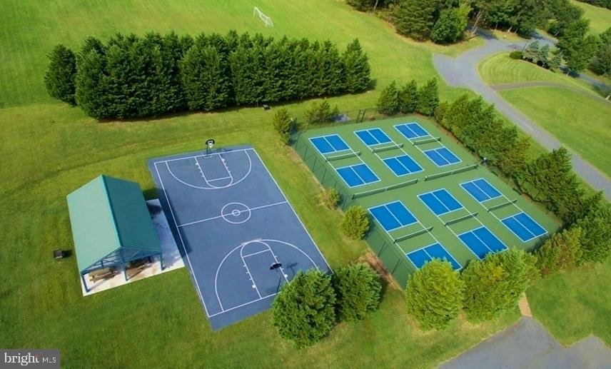 Pickle Ball, Basketball Courts & Sports Pavilion - 11308 STONEWALL JACKSON DR, SPOTSYLVANIA