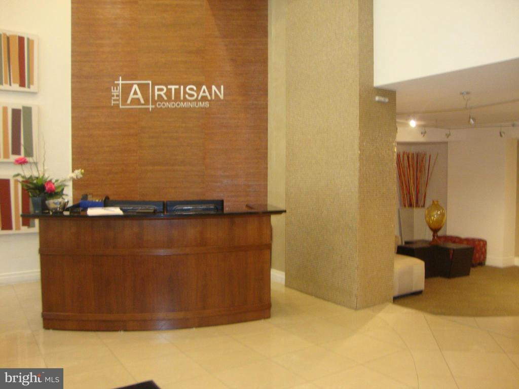 Artisan Lobby - 915 E ST NW #316, WASHINGTON