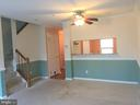 Dining Area with pass through - 44011 FALMOUTH CT, ASHBURN