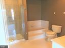 Full Bathroom on Upper Level 1 - 44011 FALMOUTH CT, ASHBURN